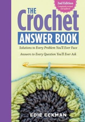 Image for The Crochet Answer Book 2E