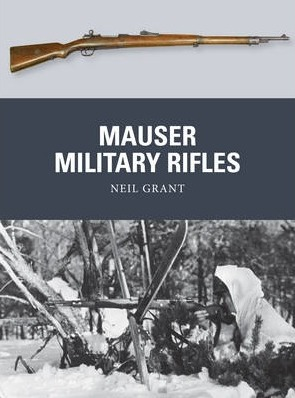 Image for Mauser Military Rifles #39 Osprey Weapon