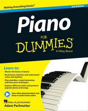 Image for Piano For Dummies 3rd Edition