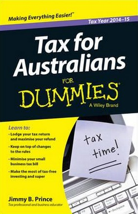 Image for Tax for Australians For Dummies 6E 2014-15