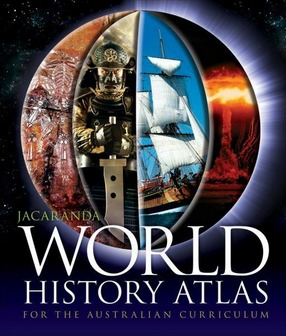 Image for Jacaranda World History Atlas for the Australian Curriculum