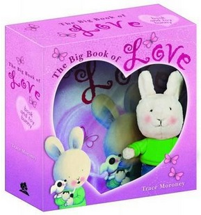 Image for The Big Book of Love book and plush toy boxed set