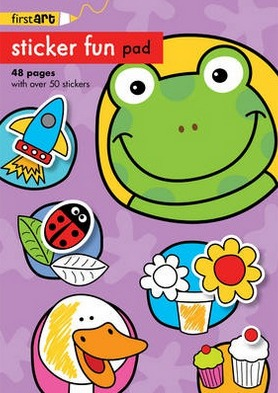 Image for Sticker Fun Pad: 48 Pages with over 50 Stickers
