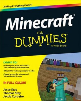 Image for Minecraft for Dummies: In Full Colour