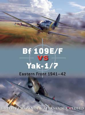 Image for BF 109e/F vs Yak-1/7: Eastern Front 1941-42 #65 Duel