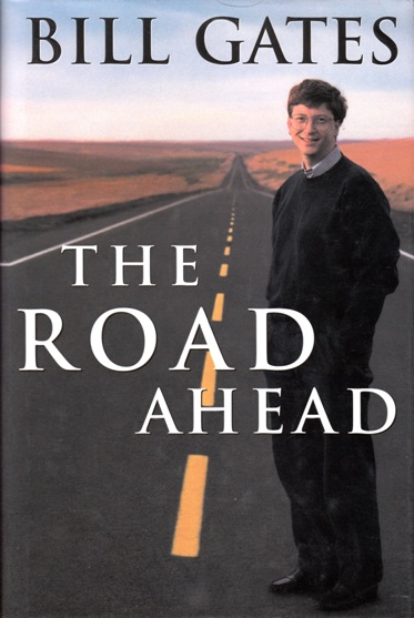 Image for The Road Ahead [used book]