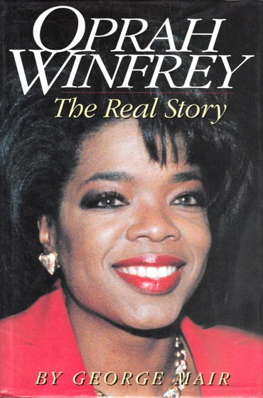 Image for Oprah Winfrey: The Real Story [used book]