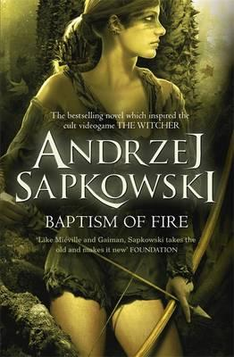 Image for Baptism of Fire #3 Witcher
