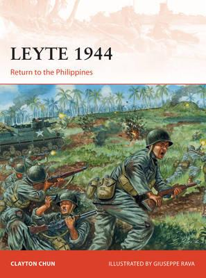 Image for Leyte 1944: Return to the Philippines #282 Campaign