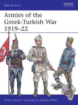 Image for Armies of the Greek-Turkish War 1919-22 #501 Men at Arms