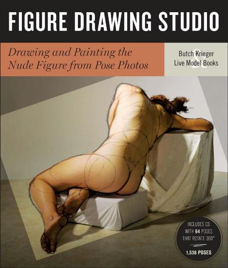 Image for Figure Drawing Studio: Drawing and Painting the Nude Figure from Pose Photos
