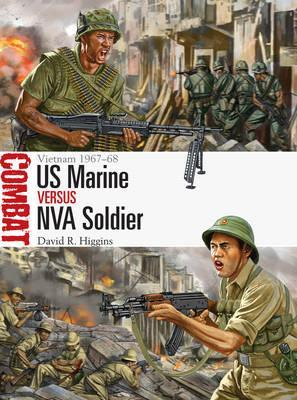Image for US Marine vs NVA Soldier - Vietnam 1967-68 #13 Combat