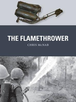 Image for The Flamethrower #41 Osprey Weapon