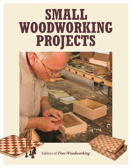 Image for Small Woodworking Projects