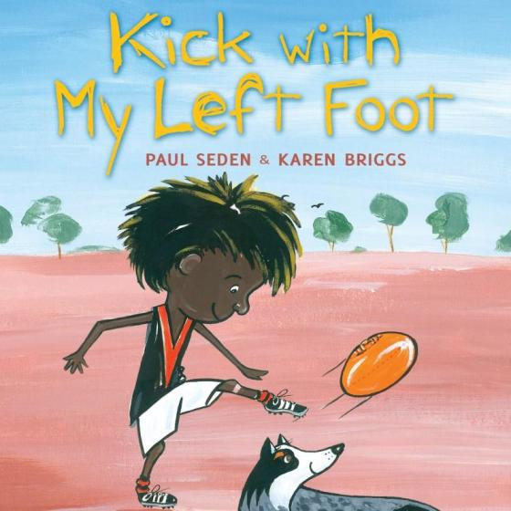 Image for Kick with My Left Foot
