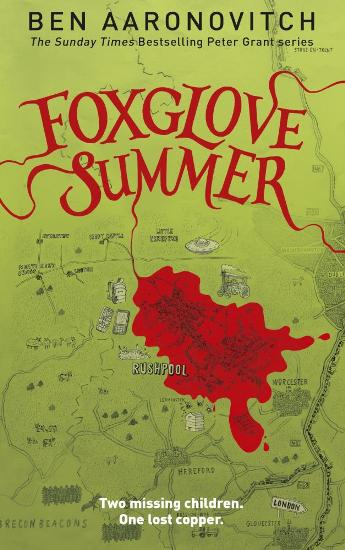 Image for Foxglove Summer #5 PC Peter Grant