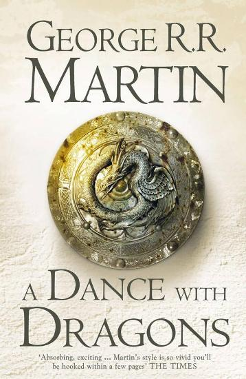 A Dance with Dragons #5 A Song of Ice and Fire