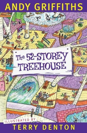 Image for The 52-Storey Treehouse #4 Treehouse Series