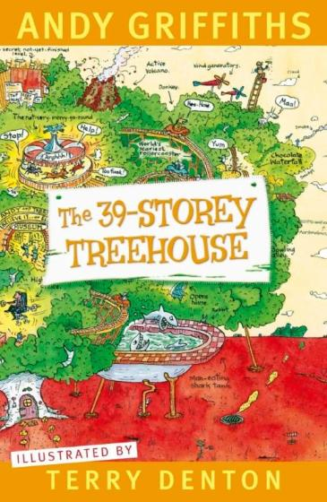 Image for The 39-Storey Treehouse #3 Treehouse Series