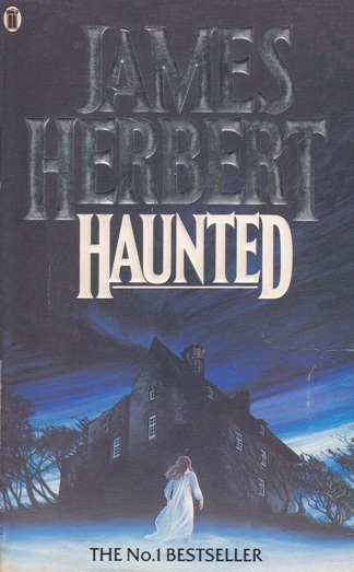 Image for Haunted #1 David Ash [used book]