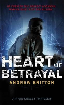 Image for Heart of Betrayal @ The American #1 Ryan Kealey