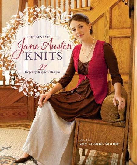 Image for The Best of Jane Austen Knits: 27 Regency-Inspired Designs