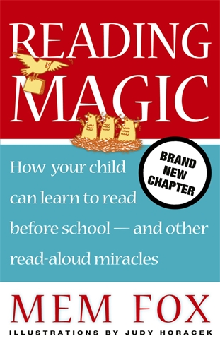 Image for Reading Magic: How your child can learn to read before school - and other read-aloud miracles