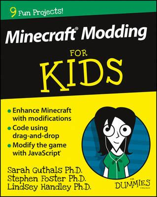Image for Minecraft Modding for Kids for Dummies