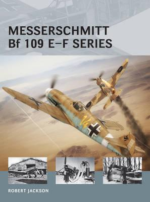 Image for Messerschmitt Bf 109 E-F Series #23 Osprey Air Vanguard
