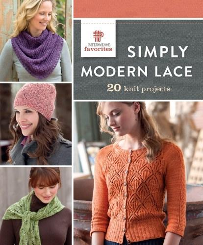 Image for Simply Modern Lace: 20 Knit Projects
