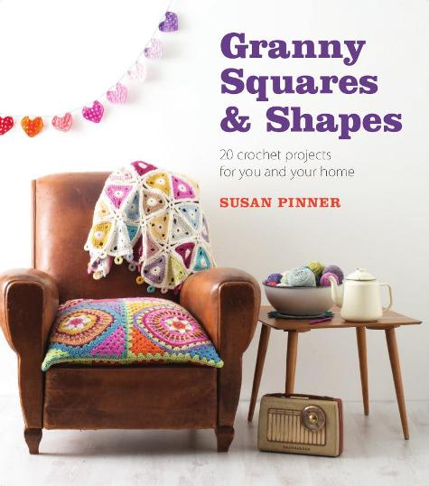 Image for Granny Squares and Shapes: 20 Crochet Projects for You and Your Home