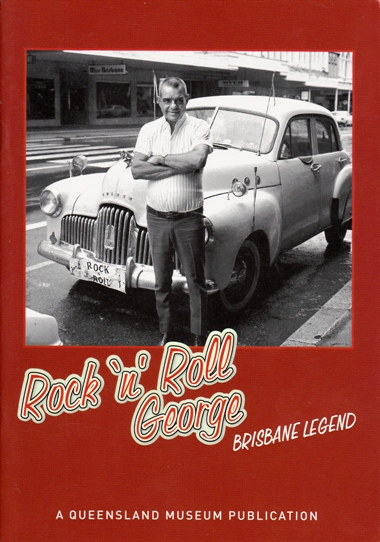 Image for Rock 'N' Roll George: Brisbane Legend George Kiprios