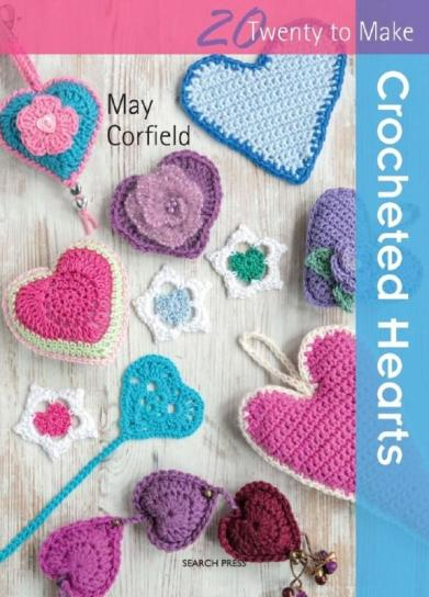 Image for Crocheted Hearts: Twenty to Make
