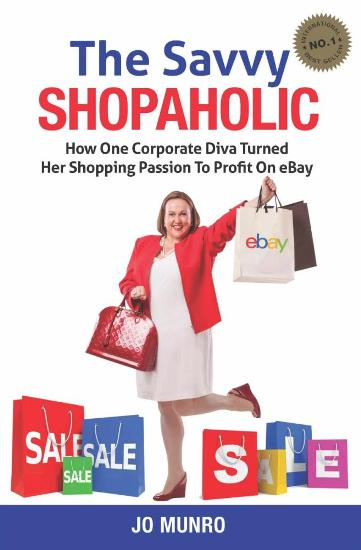 Image for The Savvy Shopaholic: How One Corporate Diva Turned Her Shopping Passion to Profit on eBay