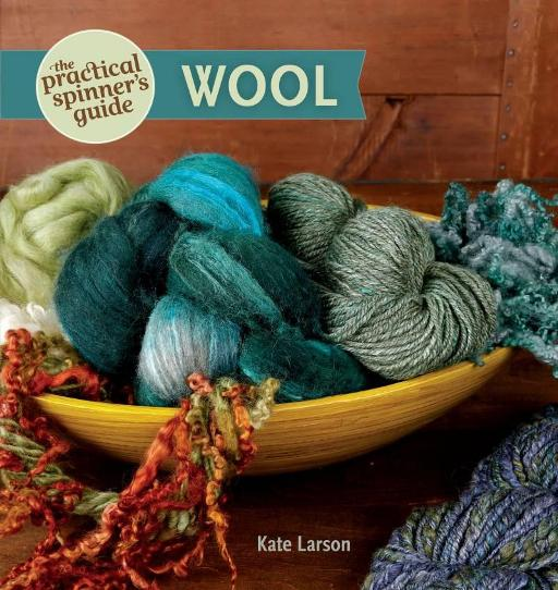 Image for The Practical Spinner's Guide - Wool