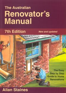 Image for The Australian Renovator's Manual 7th Edition