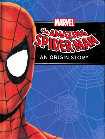Image for The Amazing Spider-Man: An Origin Story # Marvel