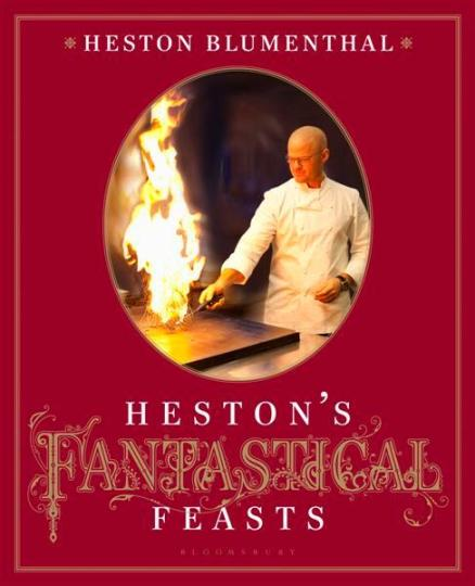 Image for Heston's Fantastical Feasts