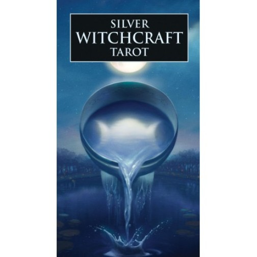 Image for Silver Witchcraft Tarot: 78-card deck with instructions
