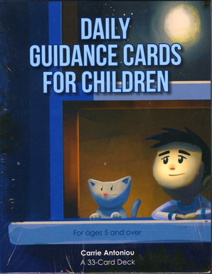 Image for Daily Guidance Cards for Children: 33-card deck