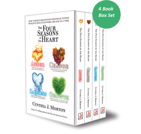 Image for The Four Seasons of the Heart - 4 Book Box Set