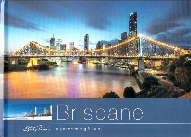 Image for Brisbane: A Panoramic Gift Book