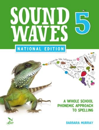Image for Sound Waves 5 National Edition Student Book