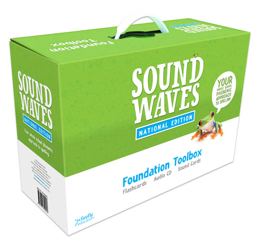 Image for Sound Waves Foundation Toolbox