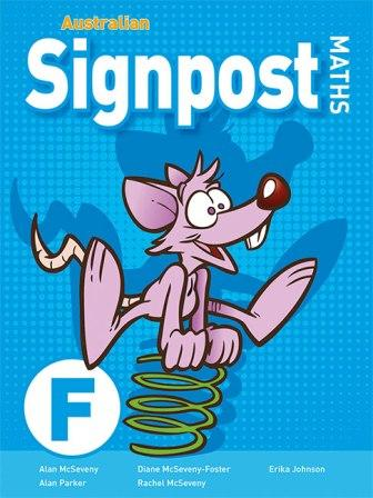 Image for Australian Signpost Maths F (3e) Student Activity Book AC Australian Curriculum