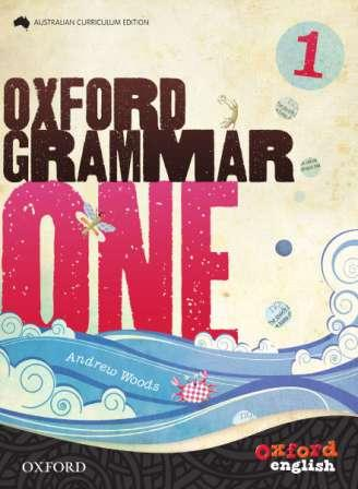 Image for Oxford Grammar 1 ACE Australian Curriculum Edition 3rd Edition