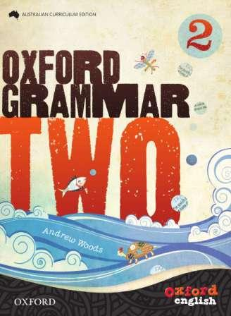 Image for Oxford Grammar 2 ACE Australian Curriculum Edition 3rd Edition
