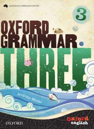 Image for Oxford Grammar 3 ACE Australian Curriculum Edition 3rd Edition