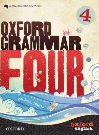 Image for Oxford Grammar 4 ACE Australian Curriculum Edition 3rd Edition