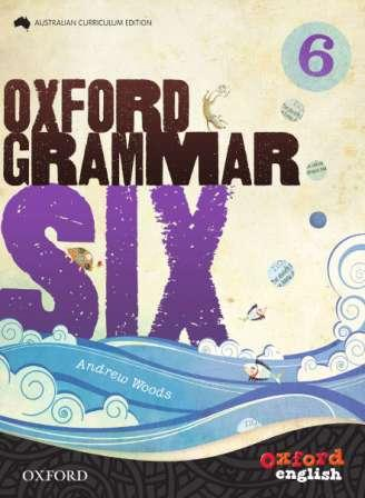 Image for Oxford Grammar 6 ACE Australian Curriculum Edition 3rd Edition